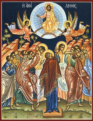 Bildergebnis für ikona wniebowstąpienia panskie