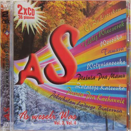 AS - jesień, zima - 2CD