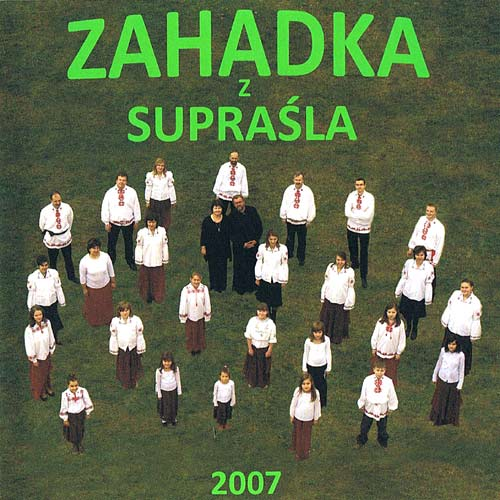 Zahadka z Supraśla - CD