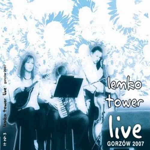 Lemko Tower - LIVE - CD